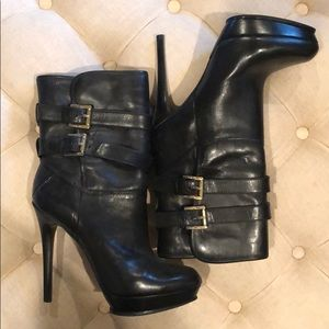 Michael kors high heeled boots